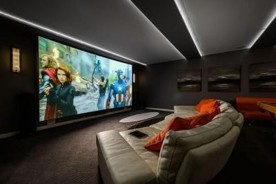 Biggest Home Screen Theatre in South Africa